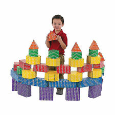 Building Bricks Blocks Set - Toys - 42 Pieces