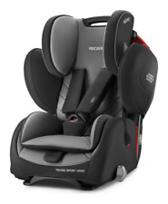 RECARO Young Sport Her(carbon Black)