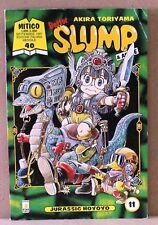 Dottor Slump 11 - jurassic hoyoyo - mitico settembre 1997 40 - toriyama