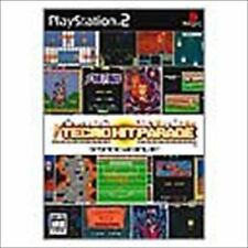 Used PS2  Tecmo Hit Parade SONY PLAYSTATION 2 JAPAN IMPORT