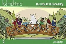 Bad Machinery Volume 2: The Case of the Good Boy, Pocket Edition (Paperback or S