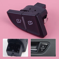 Left Front Central Door Lock Switch Button Fit for Audi A5/S5 2008-2014