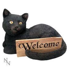Figuras decorativas de color principal negro de piedra para el hogar