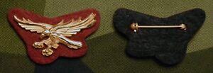 Paratrooper, Swedish, baret badge.