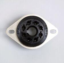 10pc OMRON Bakelite Relay Timer Vacuum Tube Socket PL08 PL-08 8P 10A RoHS Japan