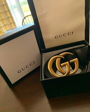 Womens Gucci Belt With Box And Bag