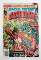Marvel Presents: Guardians of the Galaxy #9 (NM) 9.4 Marvel Bronze Age