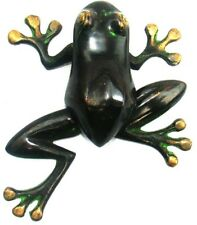 Vintage style handmade Brass Door Knocker tree Frog Shape door knocker decor