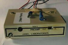 Janel Laboratories 2M Preamp 2 Meter Ham Amateur Radio