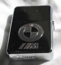 BMW M Sport Solid Brass Lighter in Chrome - Free Engraving-Ideal Gift