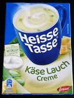 (2,87€/1L) Erasco Heisse Tasse 3 Beutel  Käse Lauch Creme