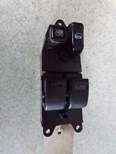 28154 A4F 2003-2005 TOYOTA YARIS OS DRIVERS SIDE FRONT DOOR WINDOW SWITCH