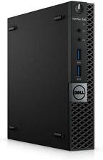 Dell Optiplex 7040M Marco i5-6500T 16GB RAM 250GB M.2 SSD Win 10 Pro Wifi