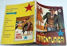 Piccolo Ranger n.44 edizioni Araldo originale del Luglio 1967