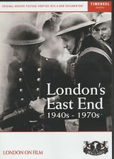 London's East End - 1940s-1970s (DVD, 2012)