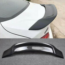 For Chevy Cruze Carbon Fiber Rear Wing Spoiler Body Kit 2016 18 4 Door Sedan Fits Cruze