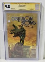 Oblivion Song 1 (2018 IMAGE)[COLLECTOR EDITION / FOIL VARIANT] CGC 9.8 MINT!!!
