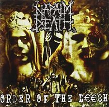 Napalm Death - Order of the Leech CD NEU OVP