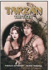 Tarzan the Tiger [New DVD]