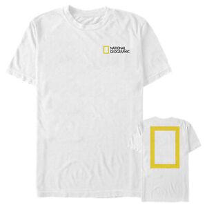 National Geographic Men's Pocket Logo  T-Shirt