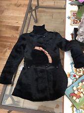 American Girl Rebecca's Hat & Coat Set for Girls size M Retired Medium 8 EUC