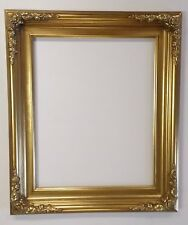 Picture Frame 20x24 Vintage Antique Style Baroque Classic Old Gold Ornate B6G
