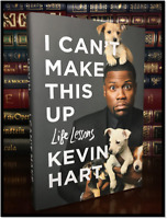 I Can't Make This Up ✎SIGNED✎ by KEVIN HART New Hardback 1st Edition & Printing