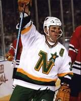 Wes Walz signed NHL hockey 8x10 photo W/Cert Autographed A0002