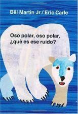 Oso polar, oso polar, ¿qué es ese ruido? (Brown