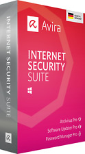 Avira Antivirus Pro 2019 per 1, 3, 5 user 1, 2, 3 anni Internet Security Key