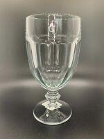 Libbey Gibraltar 14oz  Duratuff Clear Glass Iced Tea Goblets NEW (set of 4)