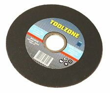 """Toolzone 115mm (4-1/2"""") Stainless Steel 1mm Thin Cut Angle Grinder Disc"""