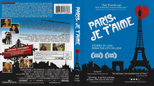 Paris, Je T'aime: Sories of Love form the City of Love (Blu-ray Disc, 2008)
