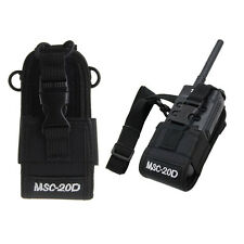 MSC-20D Case Radio Holder for Baofeng UV3R+Plus Puxing PX-777 Plus PX888 K A194