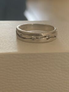 Childrens silver Ring 925