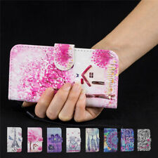 For Moto G6 G6 Play E5 E5 Plus Wallet Leather Case Flip Stand Phone Case Cover