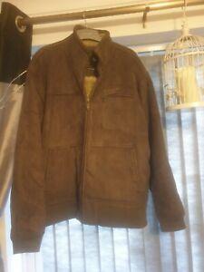 Mens Quicksilver Coat Xl