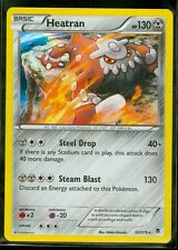 Pokemon HEATRAN 63/119 - XY Phantom Forces RARE HOLO MINT!
