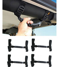 4x Grab Handles Grip Handle For Jeep Wrangler JK & Unlimited 2/4 Door 1995-2018