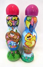 Bingo Daubers Markers Happy Easter Bunny And Chick Set Of Two Purple And Pink