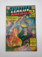 Justice League of America 51 DC National Comics