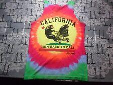 Small California Tye Dye tank top  T Shirt