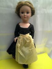 Vtg Cellulite Horsman W Germany Doll Sleepy Blue Eyes original outfit Jointed