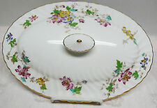 Minton VERMONT Oval Covered Vegetable Bowl Lid  11""