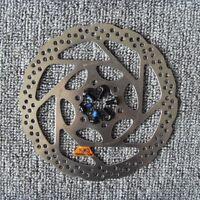 """Brand New Shimano RT56 Brake Rotors 160mm 6"""" Disc 1PCS 6 Blots BB5/BB7 Rotors"""