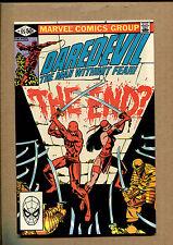 Daredevil #175 - Elektra Appearance! - 1981 (Grade 9.0) WH
