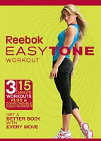 Brand New Reebok Easytone Workout DVD DISC Get a Better Body with Every Move