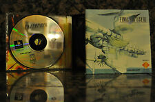 Final Fantasy VII 7 PlayStation 1 Greatest Hits Sephiroth Misprint Complete RARE