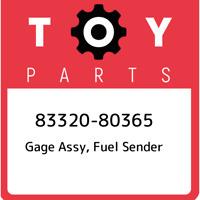 83320-80365 Toyota Gage assy, fuel sender 8332080365, New Genuine OEM Part