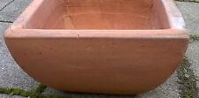 Pflanzschale, breit , Terracotta, 26x26x16cm